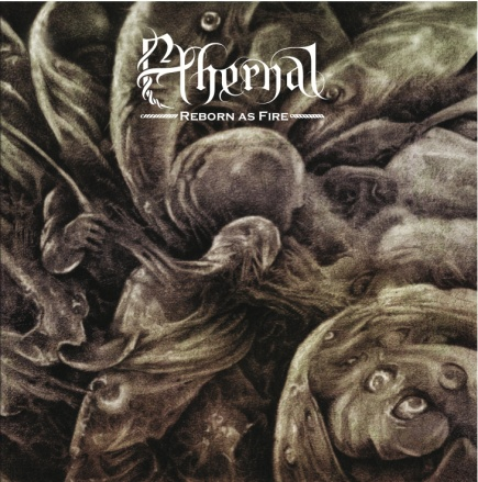 Ethernal - Reborn As Fire Cover by P. Emerson Williams