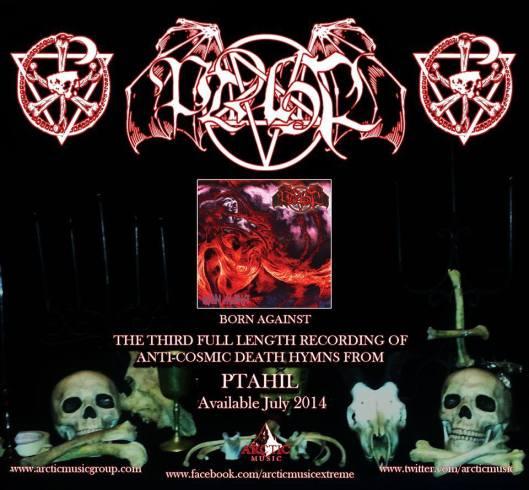 Ptahil - Born Against