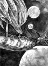 The Argo In Space - Adagio Fine