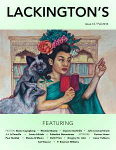 Lackington's Magazine Issue 12 cover art by Pear Nuallak